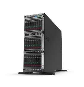 HPE PL ML350G10 4214 (2.2G/12C/2400) 1x32G 8SFF P408i-a/2GSSB 1x800W 4x1Gb P11052R-421 RENEW