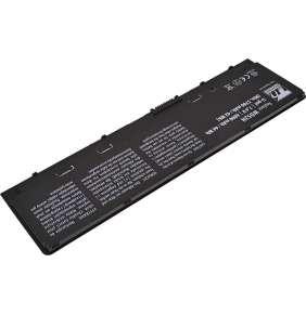 Baterie T6 power Dell Latitude E7240, E7250, 6000mAh, 44Wh, 4cell