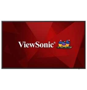 """ViewSonic Flat Display CDE6520 W-E/ 65""""/ 24/7 LCD /3840x2160/8ms/450cd/ HDMIx 2 out x 1/VGA/DP/OPS slot/Wifi/BT slot/USB"""
