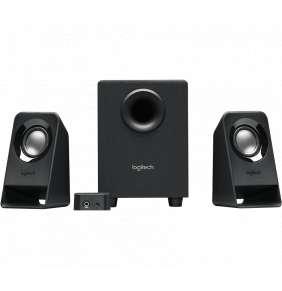repro Logitech Z213, 2.1 zvukový systém
