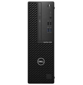 DELL PC OptiPlex 3080 SFF/Core i5-10500/8GB/256GB SSD/Intel UHD 630/TPM/DVD RW/Kb/Mouse/W10Pro/3Y Basic Onsite
