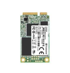 TRANSCEND MSA452T2 128GB Industrial 3K P/E SSD disk mSATA, SATA III 6Gb/s (3D TLC), 560MB/s R, 410MB/s W
