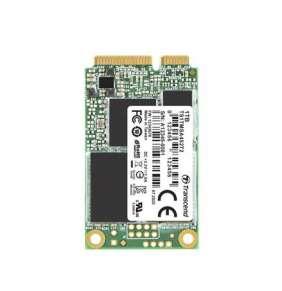 TRANSCEND MSA452T2 1TB Industrial 3K P/E SSD disk mSATA, SATA III 6Gb/s (3D TLC), 560MB/s R, 520MB/s W