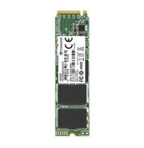 TRANSCEND MTE652T2 128GB Industrial 3K P/E SSD disk M.2, 2280 PCIe Gen3 x4 NVMe 1.3 (3D TLC), 1600MB/s R, 600MB/s W