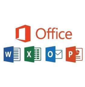 2 ks Microsoft Office pro domácnosti a podnikatele 2019 32/64 bit Czech Medialess + bonboniéra Lindt