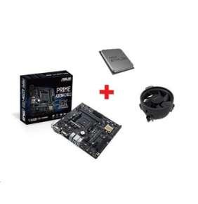 Promo AMD Athlon 3000G + ASUS PRIME A320M-C + AMD Wraith SPIRE Cooler