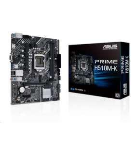 ASUS PRIME H510M-K soc.1200 H510 DDR4 mATX M.2 D-Sub HDMI