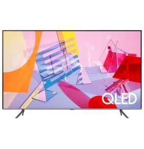 """SAMSUNG SMART QLED TV 65""""/ QE65Q64T/ 4K Ultra HD 3840x2160/ DVB-T2/S2/C/ H.265/HEVC/ 3xHDMI/ 2xUSB/ Wi-Fi/ LAN/ G"""