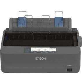 EPSON LQ-350, A4, 24 jehel, 347 zn/s, 3+1 kopií/ 3 roky záruka po registraci