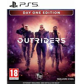 PS5 hra OUTRIDERS ONE DAY EDITION