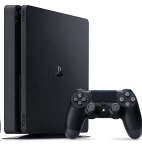 Playstation 4 500GB SLIM + FIFA 21 black