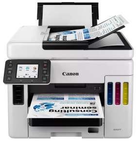 Canon MAXIFY GX7040 - PSC/A4/WiFi/LAN/SEND/DADF/DUPLEX/600x1200/2x250/USB