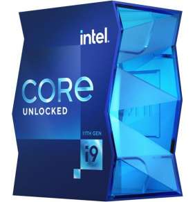 INTEL Core i9-11900K / Rocket Lake / LGA1200 / max. 5,3GHz / 8C/16T / 16MB / 125W TDP / BOX bez chladiče