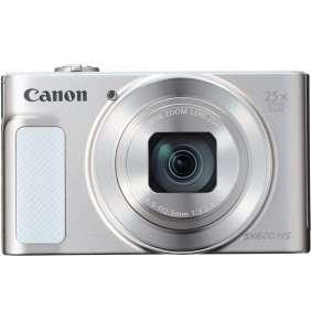 "Canon PowerShot SX620HS, White - 20MP, 25x zoom, 25-625mm, 3,0"""