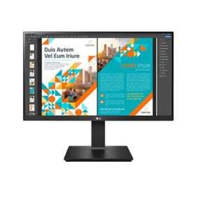 """LG 24QP550-B.AEU 24"""" IPS QHD 2560x1440/16:9/300cdm/5ms/HDMI/DP/Pivot"""