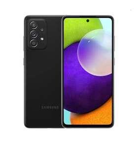 Samsung Galaxy A52 (A525), 256 GB, LTE, černá