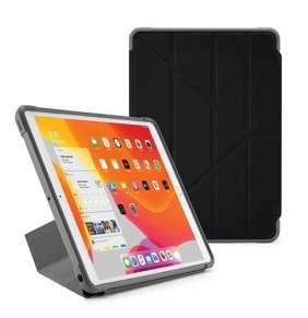 Pipetto puzdro Origami Shield Case pre iPad 10.2 2019/2020 - Black