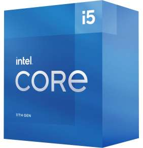CPU Intel Core i5-11600KF (3.9GHz, LGA1200)
