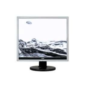 """17"""" LED AOC e719Sda - 1280x1024,DVI,rep"""