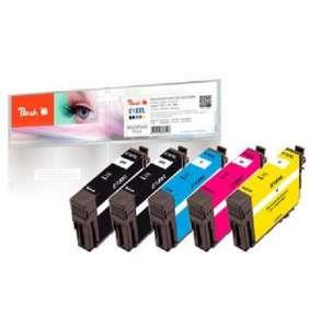 PEACH kompatibilní cartridge Epson No 18XL MultiPack Plus