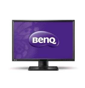 """BenQ 24"""", IPS LCD, W-LED, 1920x1080, 16:10, 5ms, 1000:1, 20M:1, 300cd, VGA, DVI, DP, repro, pivot, black"""