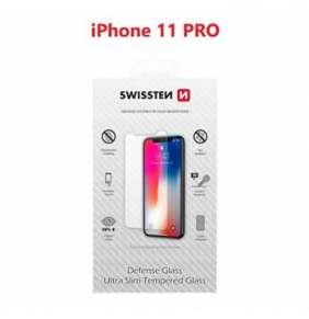 SWISSTEN OCHRANNÉ SKLO APPLE IPHONE 11 PRO RE 2,5D