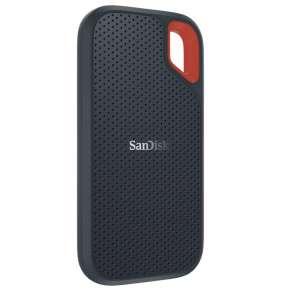 SanDisk Extreme Portable 1TB SSD / USB 3.1 Gen 2 / Externí / IP55 / pro Mac & PC