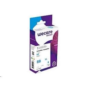 WECARE ink pro HP C9391A,modrá/cyan HC