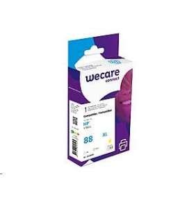 WECARE ARMOR cartridge pro HP Officejet K550 (C9393A), žlutá HC, 24 ml