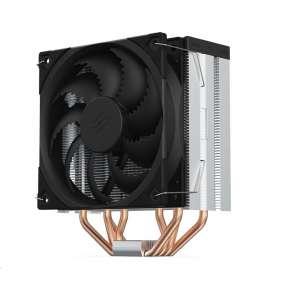 SilentiumPC chladič CPU Fera 5 / ultratichý/ 120mm fan/ 4 heatpipes / PWM/ pro Intel i AMD