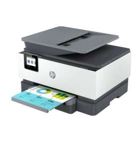 HP All-in-One Officejet Pro 9010e (A4, 22/18 ppm, USB 2.0, Ethernet, Wi-Fi, Print/Scan/Copy/FAX)