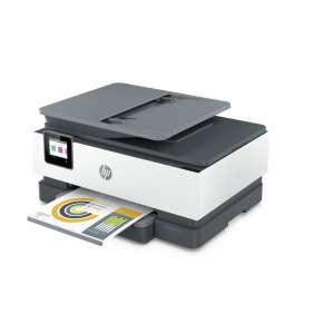 HP All-in-One Officejet Pro 8022e HP+ (A4, 20 ppm, USB 102.0, Ethernet, Wi-Fi, Print, Scan, Copy, FAX, Duplex, ADF)