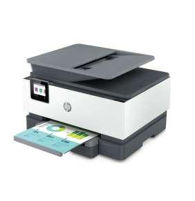 Officejet Pro 9012e (HP Instant Ink), A4 tisk, sken, kopírování a fax. 22 / 18 ppm, wifi, LAN, USB