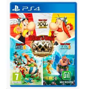 PS4 hra Asterix & Obelix XXL Collection