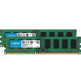 16GB DDR3L 1600MHz Crucial CL11 2x8GB 1.35V/1.5V