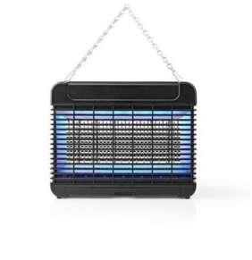 Nedis INKI112CBK16 - Elektrický Lapač Hmyzu   11 W   Typ žárovky: LED Svítidlo   Efektivní rozsah: 150 m2   Černá