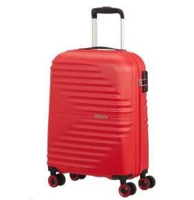 American Tourister WaveTwister SPINNER 55/20 TSA Vivid Red