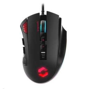 SPEED LINK myš TARIOS RGB Gaming Mouse, USB, černá