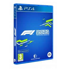 PS4 - F1 2021