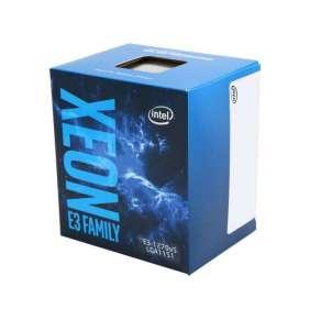 Intel® Xeon™ processor (quad core) E3-1270V6, 3.60GHz, 8M, LGA1151