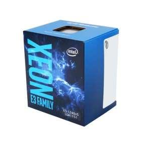 Intel® Xeon™ processor (quad core) E3-1240V5, 3.50GHz, 8M, LGA1151