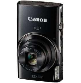 "Canon IXUS 285 HS BLACK - 20MP,12x zoom,25-300mm,3,0"",GPS,Wi-Fi"
