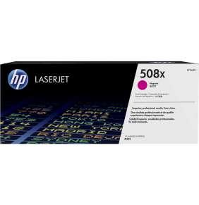 HP tisková kazeta 508x purpurová originál, CF363X