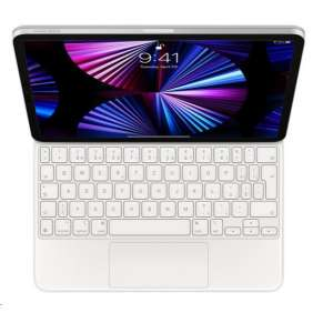 APPLE Magic Keyboard for iPad Pro 11-inch (3rd generation) and iPad Air (4th generation) - Czech - White
