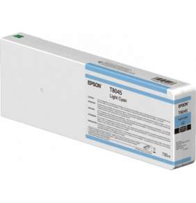 Epson Light Cyan T804500 UltraChrome HDX/HD 700ml