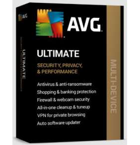 AVG Ultimate - MD up to 10 connections 3Y