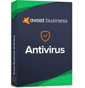 Avast Business Antivirus Unmanaged 1-4Lic  2Y GOV