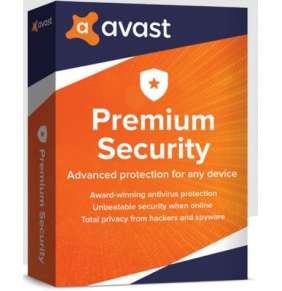 Renew AVAST Premium Security for Windows 1 PC 2 Y