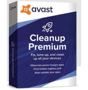 Avast Cleanup Premium up to 10 Device 2Y
