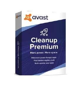 Renew AVAST CleanUp Premium - 1 PC 2Y
